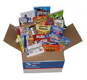 Care Packages And Mail From Home Are Important Posted On