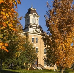 Old Main Fall